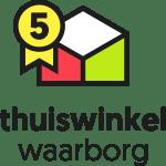 thuiswinkel waarborg logo 5jr