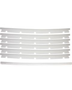 Replacement Rubber Blades and Squeegee Pack for Neato XV Blade Brush
