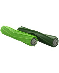Plus.Parts Dual Multi-Surface Rubber Brushes for the iRobot Roomba 'e' and 'i' Series