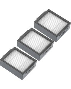 iRobot Roomba 'e' and 'i' Series Plus.Parts High-Efficiency Filters (3-Pack)