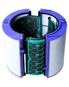 Dyson DP04, HP04 und TP04 Plus.Parts Hochwertiger HEPA und Aktivkohle Luftreinigerfilter