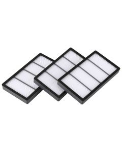 Plus.Parts High-Efficiency Filters for the iRobot Roomba 's' Series (3-Pack)