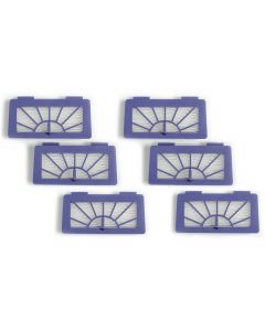 Original Neato High-Performance Filter Set for XV Series (6-Pack)